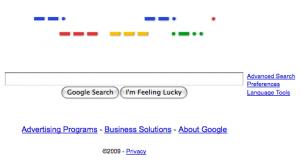 Google Morse Code