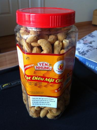 Honey Tasted Cashew Nut