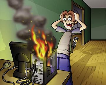 computerfire